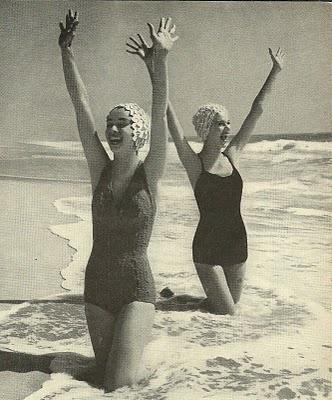 Jazz hands!: Beach Photos, Landshoff 1957, Vintage Fashion, Love Pictures, Florida Beach Me, Bathing Beauties, Florida Beaches
