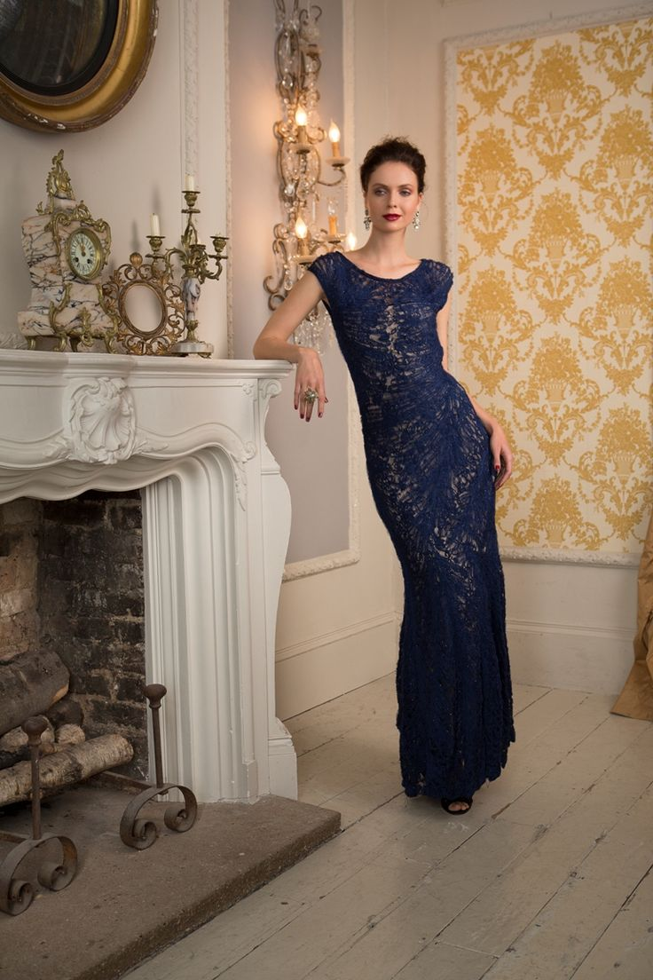 Phase Eight Collection 8 Mayfair Dress. Evening dress, black tie ...