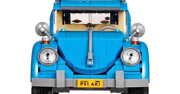 Lego lançará novo Fusca de montar no Brasil só em 2017