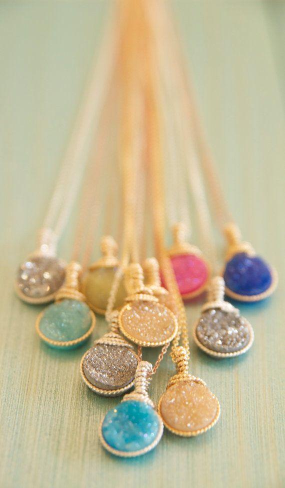 dainty pendants