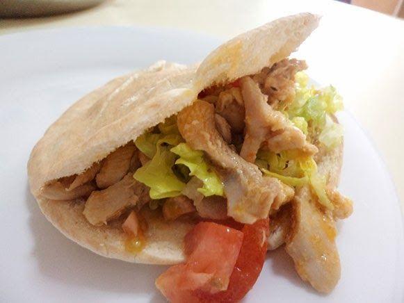 A todo varoma · Recetas para Thermomix: Receta de Kebab de pollo con Thermomix