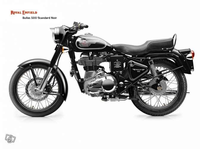 moto royal enfield bullet 500 st motos vaucluse biker moto 125 et moto. Black Bedroom Furniture Sets. Home Design Ideas