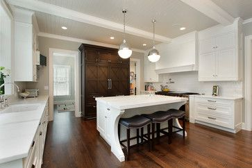 Highland Park Nantucket - traditional - Kitchen - Other Metro - Highgate Builders