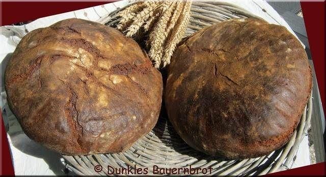 Bauerbrot aus dem Holzbackofen