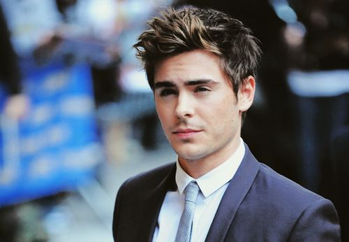 I'd like to apologize to my followers for all the Zac Efron spam. But... don't act like you don't love it.