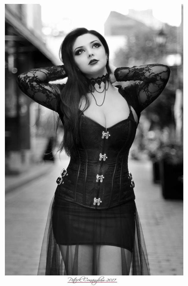 Model/MUA: Ardaeth Photo: Patrick Cunningham Photographe Welcome to Gothic and Amazing  www.gothicandamazing.com