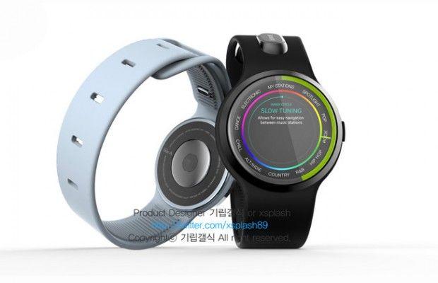 Samsung Gear S2 User Interface - Google Search