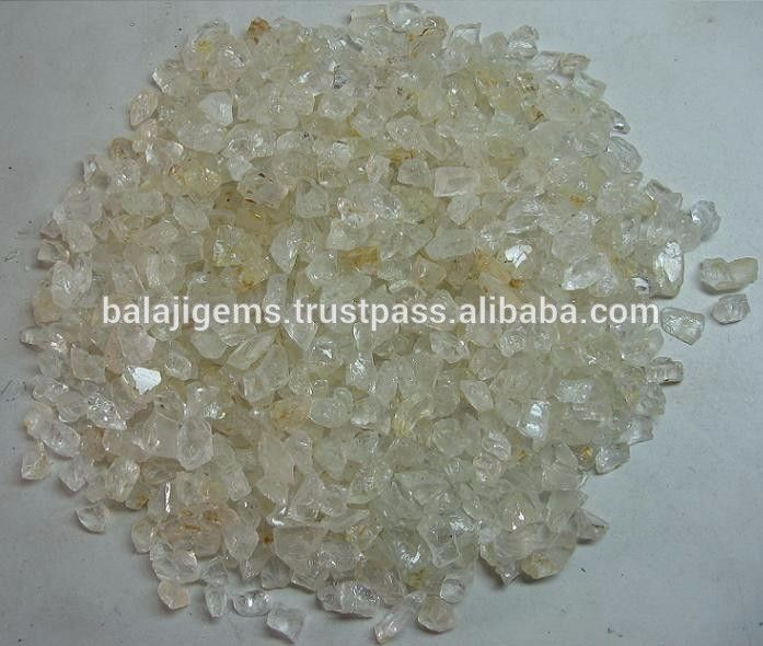 White topaz totaly clean rough osdiha naigria and brazil mines rough big stock avavilable in balaji gems