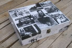 Image result for Decoupage with photographs