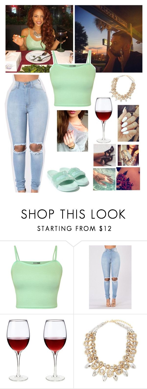"""""""● Shella ● The boyfriend that I want... *Description*"""" by queenofwrestling ❤ liked on Polyvore featuring Brooks, WearAll and Saks Fifth Avenue"""