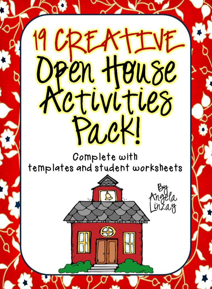 11 best Teaching - Open House images on Pinterest Open house - open house templates