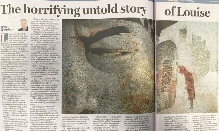Herald editor-in-chief Darren Goodsir says Sheehan has been 'stood aside until further notice' over story that alleged rape by Muslim men had been ignored