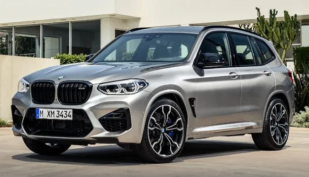 Bmw X3 G01 Facelift 2020