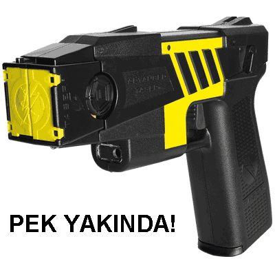 Overview of the TASER M26c aka TASER M18L  Modeled after the TASER M26 law enforcement model, the TASER M26c is easy to use and includes a laser sight and integrated LED light.