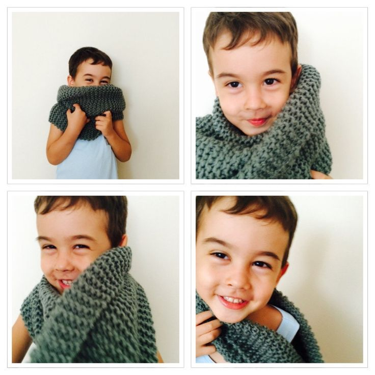 Womens Men Chunky Pale Green Knit Big Scarf /Big Green Knit Scarf Cowl / Women Unisex Girl Scarf / Ready To Ship by…
