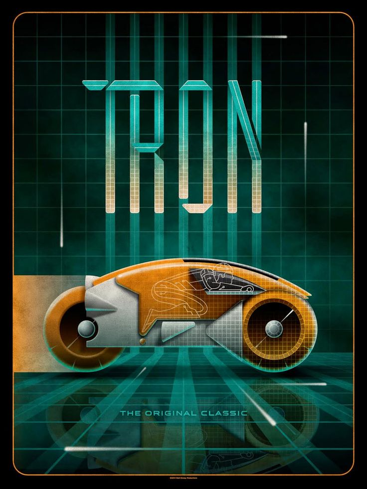 'Tron' by DKNG