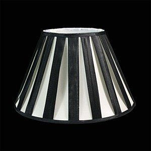 48 best lamp shades images on pinterest ribbon lamp shades lamp 14 black ribbon shade aloadofball Images