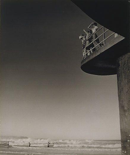 Summer at Manly-  David Moore