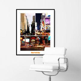 Fotocollage 50x60 online erstellen