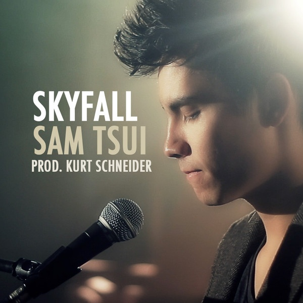 Sam Tsui - Skyfall (iTunes Version)