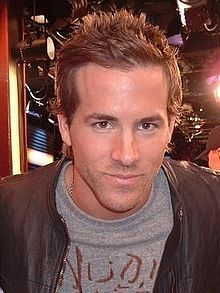 Ryan Reynolds always makes me laugh.......and he's so ugly too.