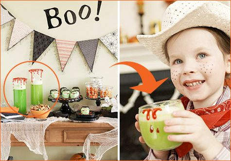 Super-Cute Halloween Treats for Kids