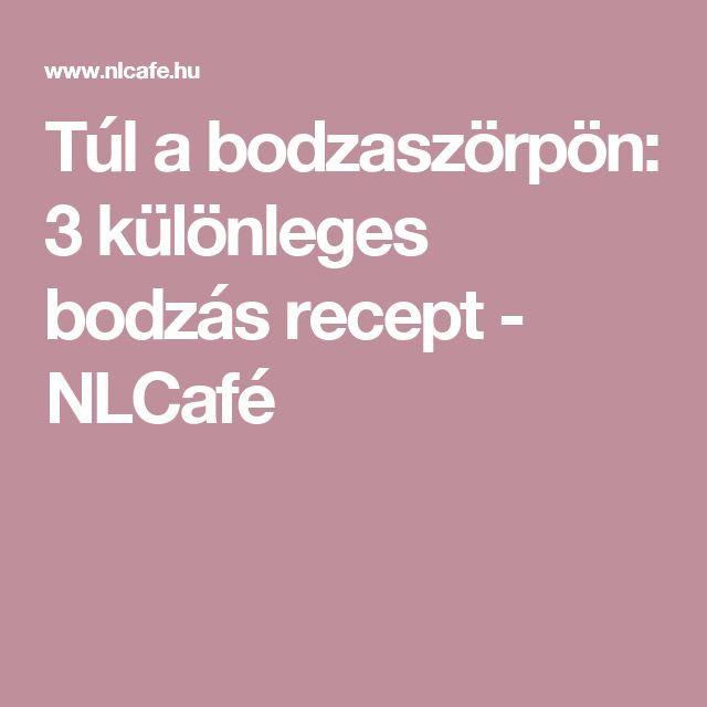 Túl a bodzaszörpön: 3 különleges bodzás recept - NLCafé
