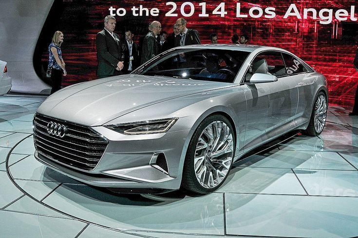 LA Auto Show 2014: Neue Autos - Bilder - autobild.de