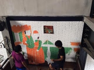 mural medan