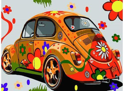 «Радужное авто»