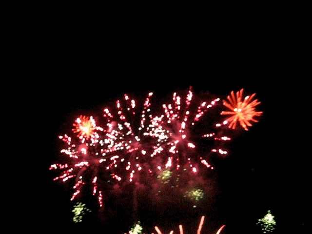 animated fireworks animation