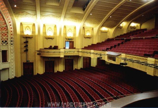 Empire Theatre - Toowoomba
