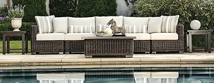 Outdoor Furniture Sets - Furniture Collections - Patio
