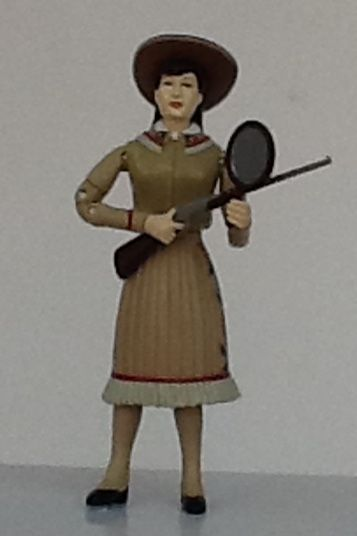 ANNIE OAKLEY by Action Figure Doll ( 2010's )