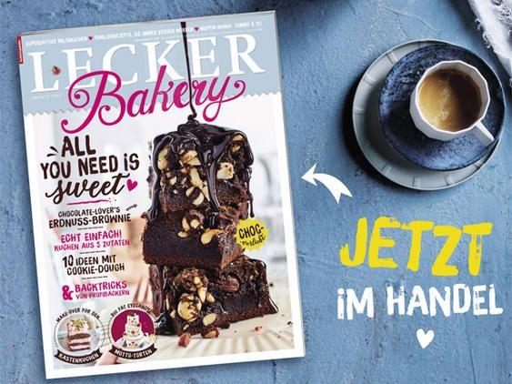 LECKER Bakery 1/17 – All you need is sweet   LECKER