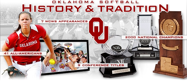 OU Softball - History & Tradition