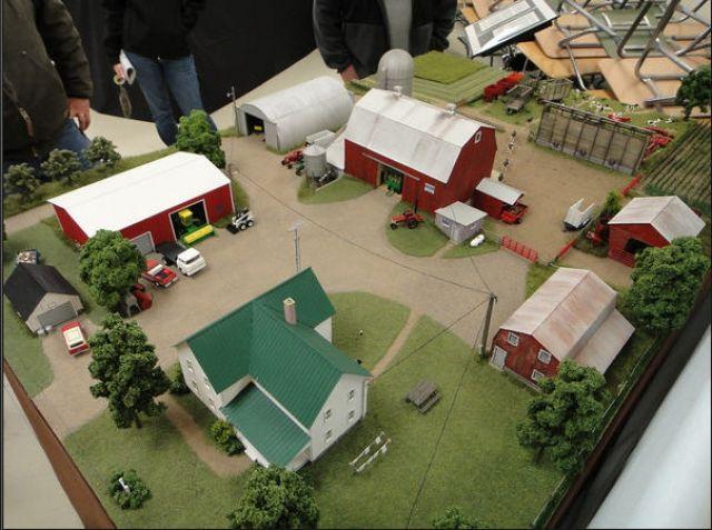 1 64 scale farm displays farm pinterest farming for 1 64 farm layouts
