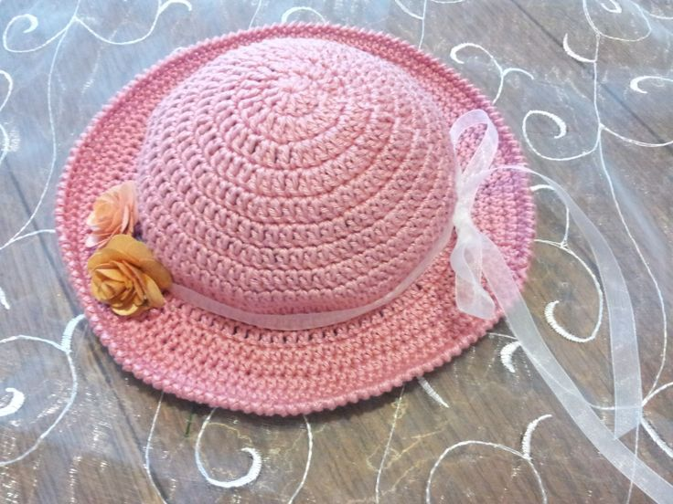 1000+ images about Hats - flowers, fruits, bows on ...