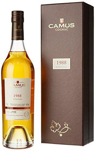 Camus Cognac 1988 700 ml: France 46 % Volume Alcool Bouteille 70cl L'article Camus Cognac 1988 700 ml est apparu en premier sur meilleurs…