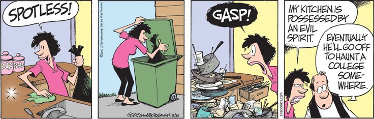 Zits Comic Strip for March 31, 2015 | Comics Kingdom