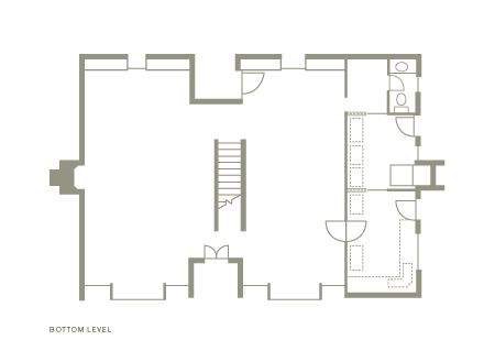 Esherick House - Louis Kahn