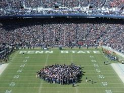 Penn State Football vs Nebraska 2011