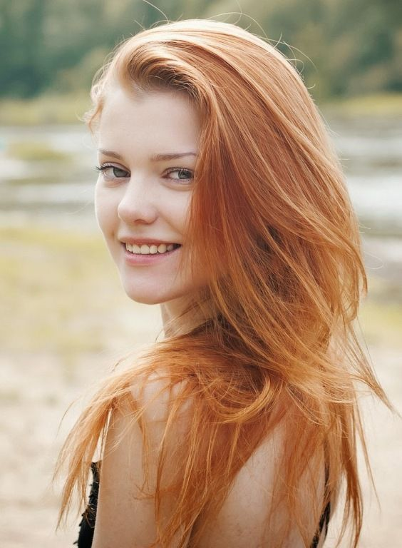1000 Ideas About Light Strawberry Blonde On Pinterest