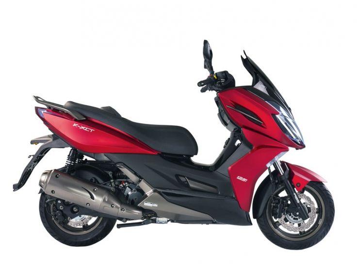 Kymco K-XCT125i ABS y Kymco 300i ABS | Novedades | Motociclismo.es