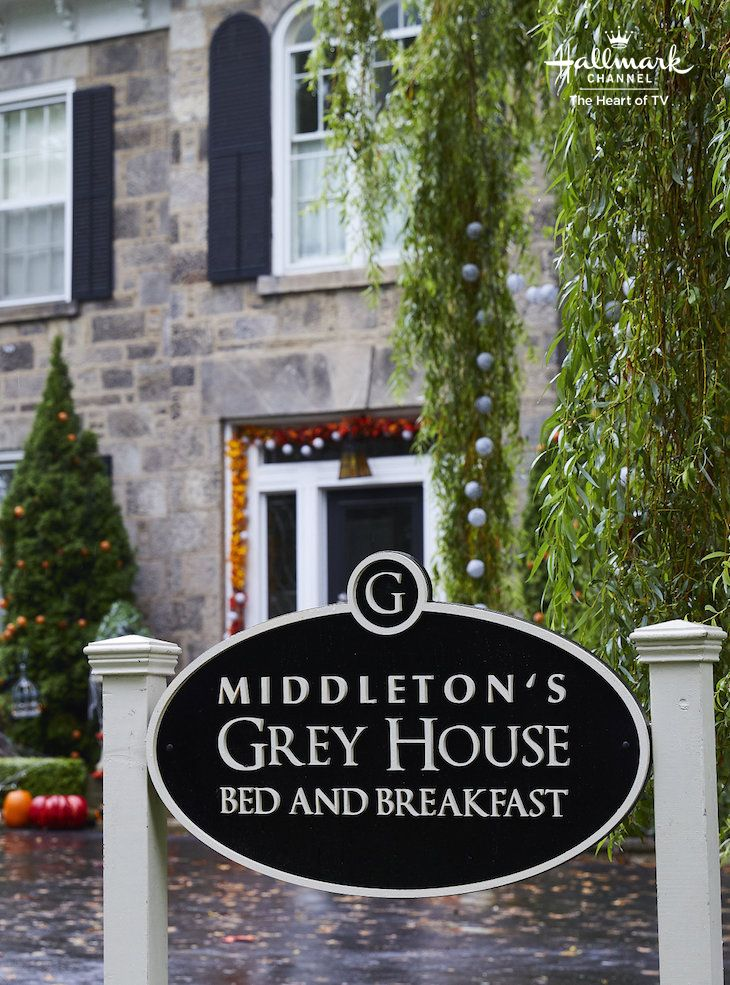 Grey House Bed And Breakfast From Good Witch