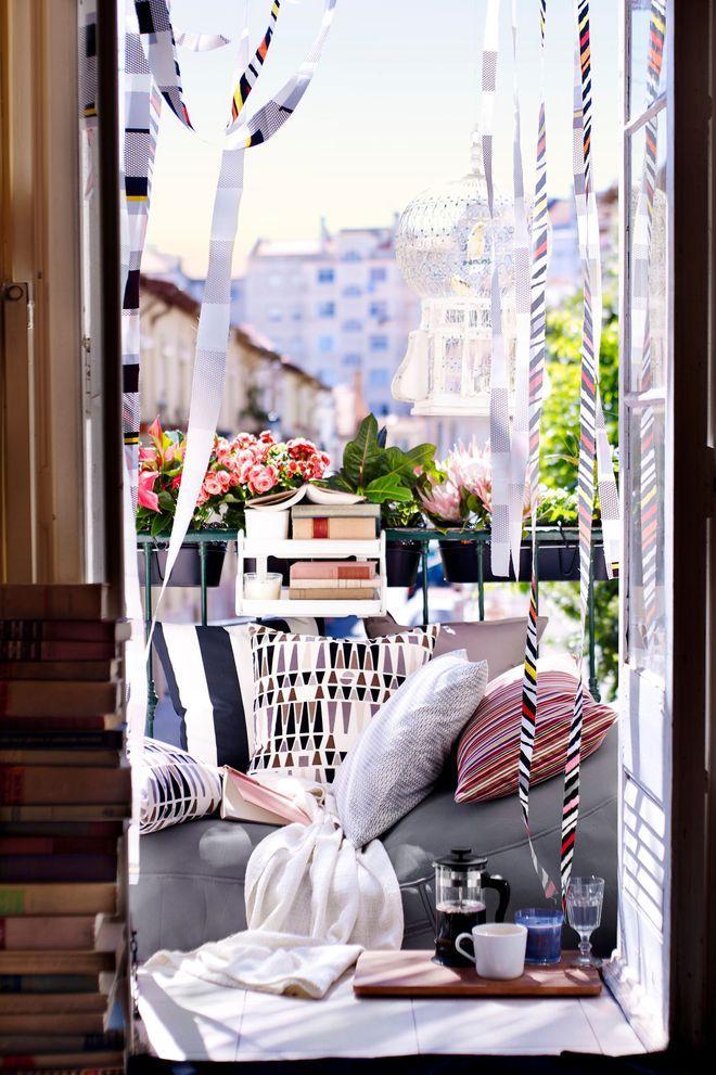 1000+ images about déco balcon... on Pinterest
