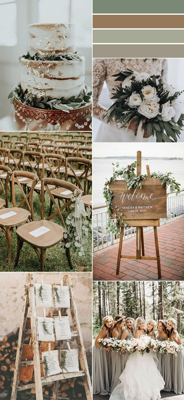 5 Stunning Neutral Wedding Color Combination Ideas to Get Inspired
