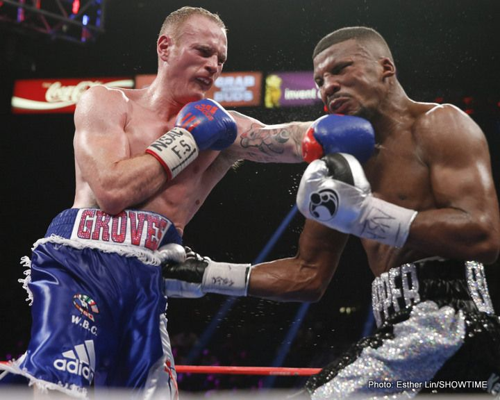 Chudinov-Groves clash agreed for UK  Can George Groves become a world champ at the fourth time of asking?