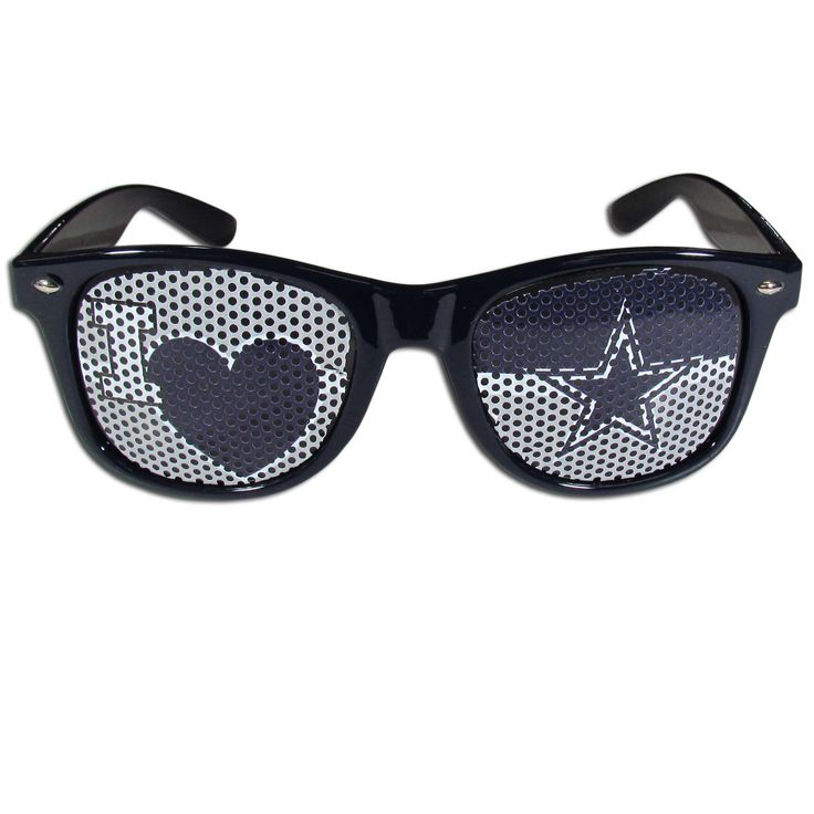 "Checkout our #LicensedGear products FREE SHIPPING + 10% OFF Coupon Code ""Official"" Dallas Cowboys I Heart Game Day Shades - Officially licensed NFL product Licensee: Siskiyou Buckle Maximum UVA/UVB protection Flex hinges for comfort and durability Perforated lenses allow you to see Dallas Cowboys I Heart design - Price: $17.00. Buy now at https://officiallylicensedgear.com/dallas-cowboys-i-heart-game-day-shades-fhgd055"
