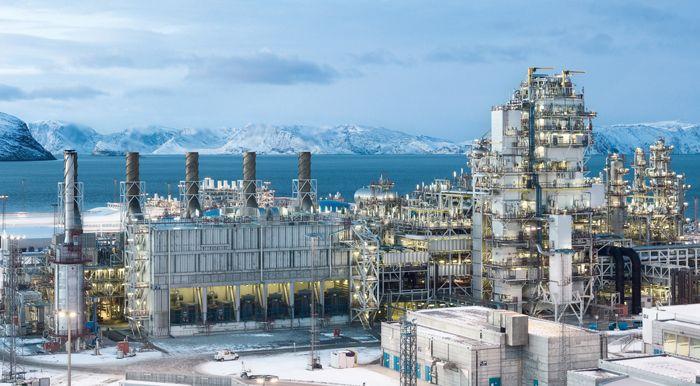 FMC - Snøhvit Statoil LNG terminal - Demaco